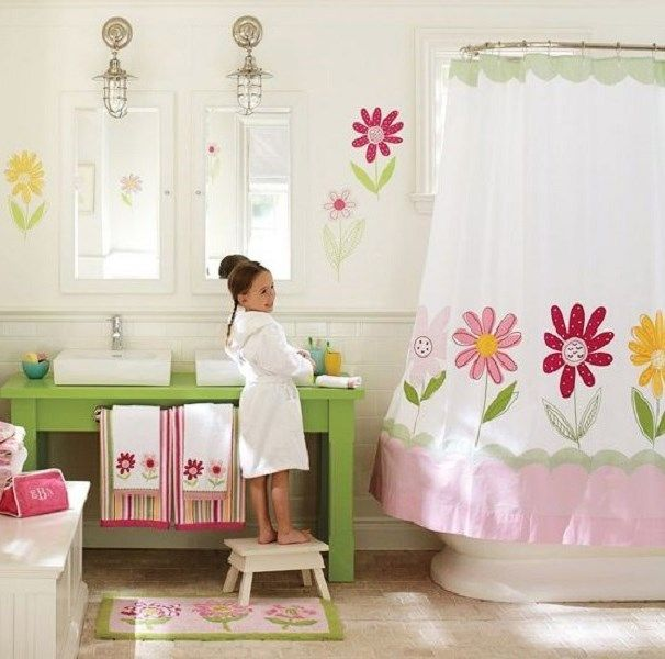 18 best kids bathroom decor images on pinterest | kid bathrooms