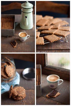 """Biscuit façon """"belvita 5 céréales"""". Pour des petits déjeuners et goûters qui font faire le plein d'énergie !"""