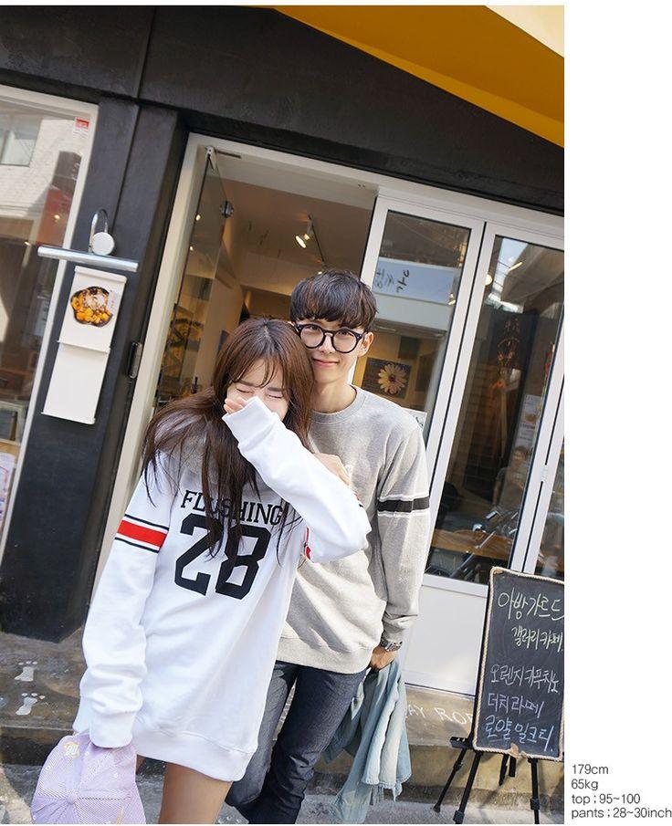 Cute couple look #couple #look #KOODING.com
