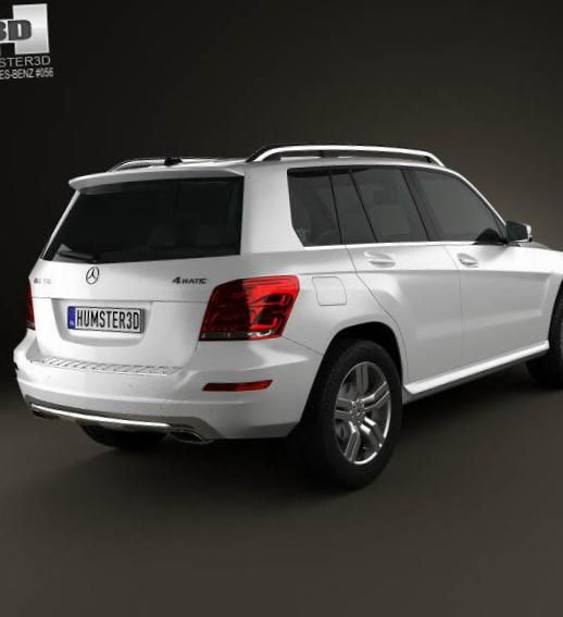 GLK-Class (X204) Mercedes prices - http://autotras.com