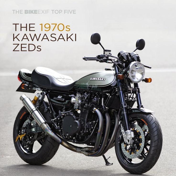 top 5 kawasaki z1 and z1000 customs | latest tops, 1970s and muscles