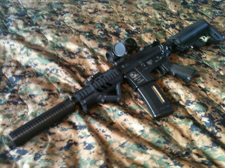 My Classic Army M4 Navy Seal. | Task Force 13 | Pinterest ...