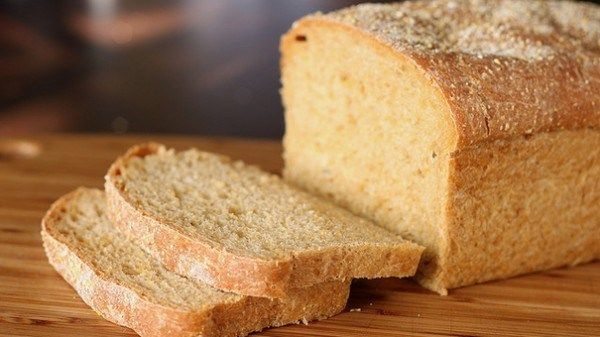 Storing bread in the fridge keeps it fresher.