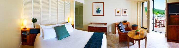 Pool Rooms: Luxury Great Barrier Reef Resort - Hayman Island | Hayman