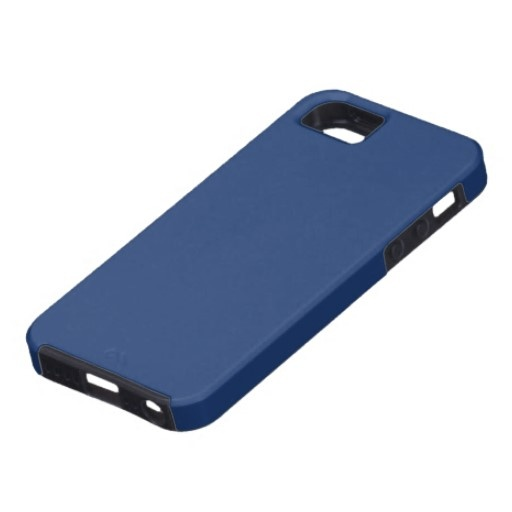 Electric Blue iPhone 5 Cases