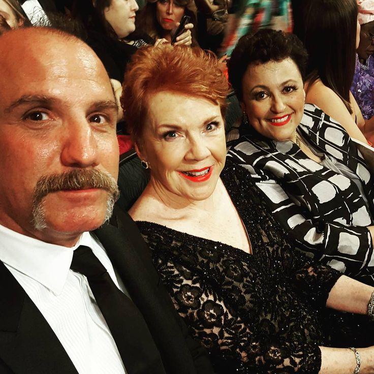 Orange is the New Black - Nick Sandow, Beth Fowler, and Barbara Rosenblat