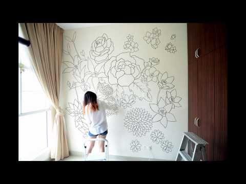 Mehndi Wall Art Listitdallas