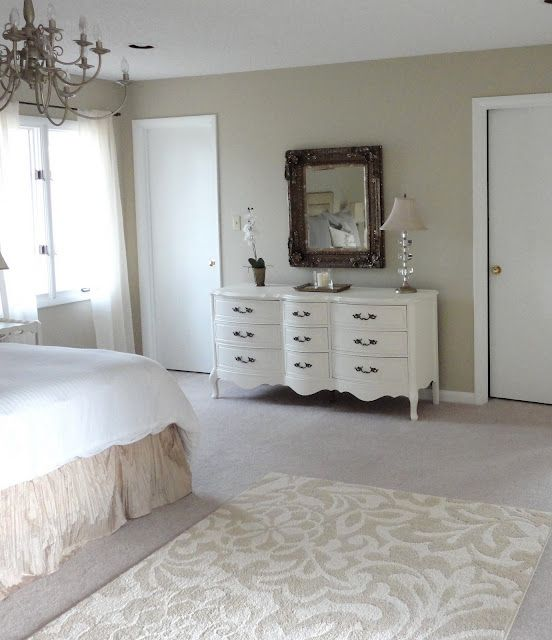 Bedroom boom - Sandstone in Flat Behr / Paint Color. Good living room ...