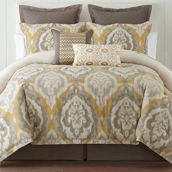 Linden Street Vista 4-pc. Comforter Set