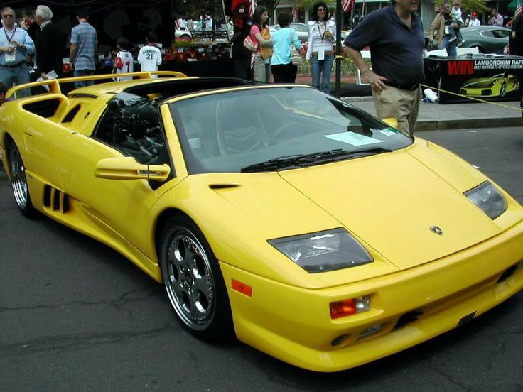 File:Lamborghini Diablo VT No Higher Resolution Available.