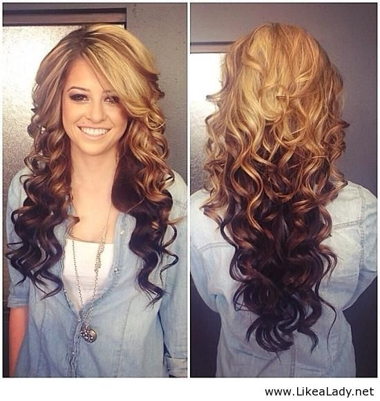 Gorgeous Amazing Curls Wish I Had This Type Of Hair Damn Thin