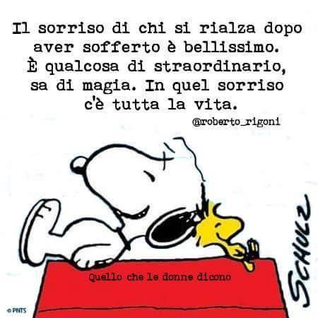 Snoopy #aforismi