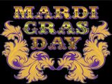 Mardi Gras Drinks, appetizers, soups & bisques, seafood & entrees, dessert and table decorations :)