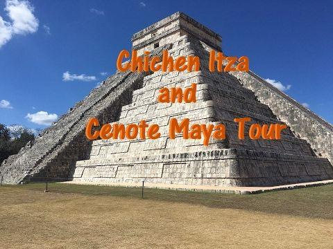 Chichen Itza and Cenote Maya Tour with allTOURnative Tours - YouTube