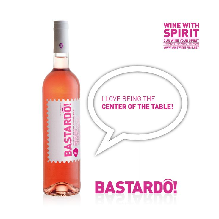 I LOVE BEING THE CENTER OF THE TABLE!  www.winewithspirit.net