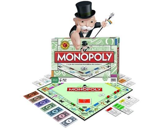 Jeu de société HASBRO Monopoly Classique - 00009