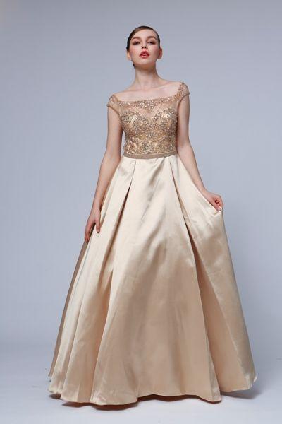 Honosné popolnočné šaty - DĹŽKA popolnočných šiat