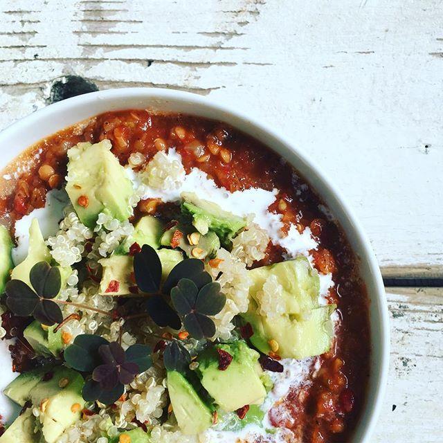 Tomat-chilisuppe – perfekt til efteråret.