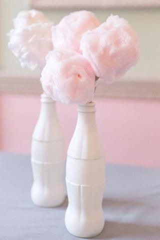 Cotton Candy Wedding Party