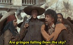 #ThreeAmigos (1986) - El Guapo