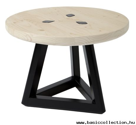Basic Collection, Koo #koo #design #furniture #wood #stool #table