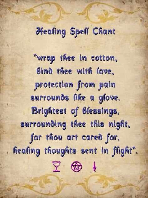 Love Spells Chants 1