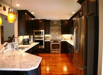 Jane Johnson Before And After   Traditional   Kitchen   Indianapolis   Drexel  Interiors