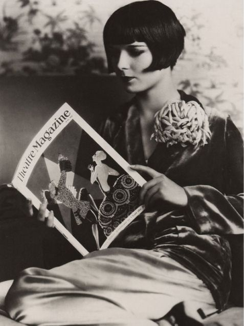 louise brooks, 1920s