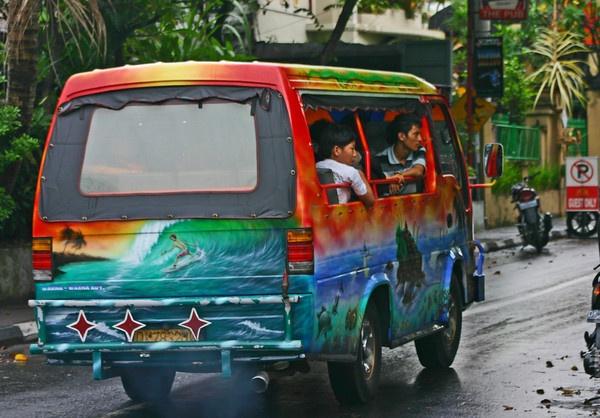 Transport?-Bali, Indonesia