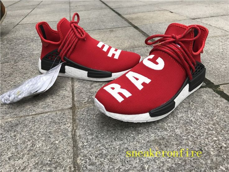 Adidas NMD Human Race Red Giveaway: https://www.youtube.com