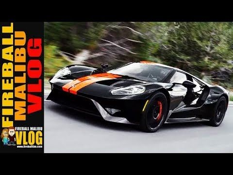 JAY LENO FORD GT IN MALIBU! - FIREBALL MALIBU VLOG 659 SUBSCRIBE TO FIREBALL MALIBU VLOG @ http://ift.tt/12aPqeo JAY LENO FORD GT IN MALIBU! - FIREBALL MALIBU VLOG 659 - Fireball heads to a Malibu Car Show talks with Jay Leno and his Ford GT Bruce Meyer and Caitlyn Jenner... then watches a Classic Car on Fire? Wups. FIREBALL'S BOOKS ON AMAZON! http://ift.tt/2faxJCq THE FIREBALL MALIBU VLOG STORE! New HATS & MUGS that support a Malibu Vlogger! http://ift.tt/2fay7ki The Ford GT is an American…