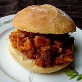 Italian Pork Sloppy Joe SandwichRecipe