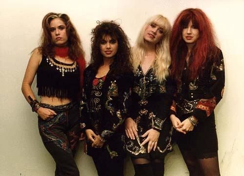 8 Best Images About 80 S Girl Bands On Pinterest Roxy