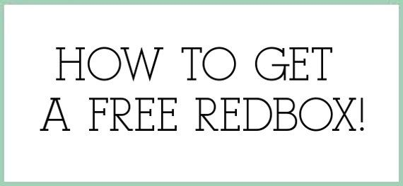 Okay guys, this might change your life. Do you love Redbox? Guess what. It's free. Say what? There are promo codes available, each giving you one movie, on
