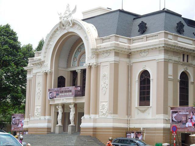 オペラハウス。市民劇場とも呼ばれています