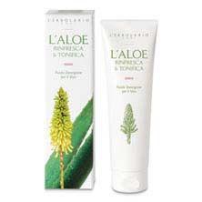 Fluido Detergente per il Viso - L'Aloe rinfresca e tonifica - L'Erbolario