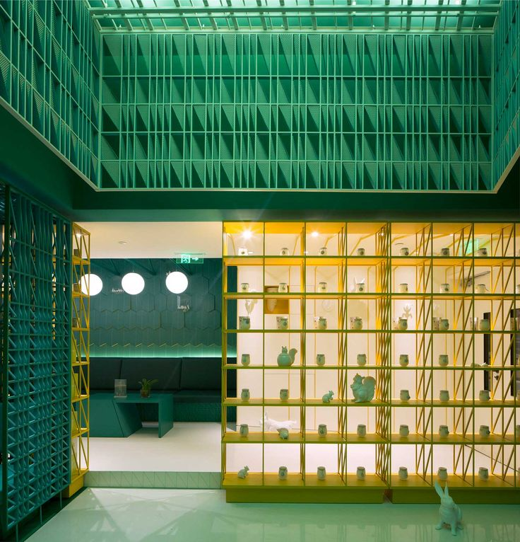 Nimman Spa by Maos Design via @Yellowtrace