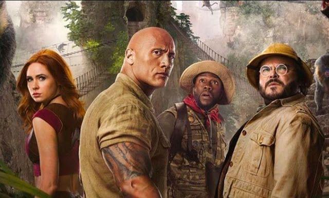 Jumanji Jumanjiproximafase Jumanjibrasil Nerd Filmes Dwayne Johnson Adventure Movies The Rock Dwayne Johnson