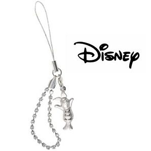Disney Winnie the Pooh's Piglet Pendant for Mobile Phones
