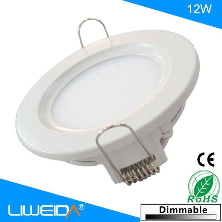"thin led recessed lighting12w 10"" recessed light 12v led recessed light"