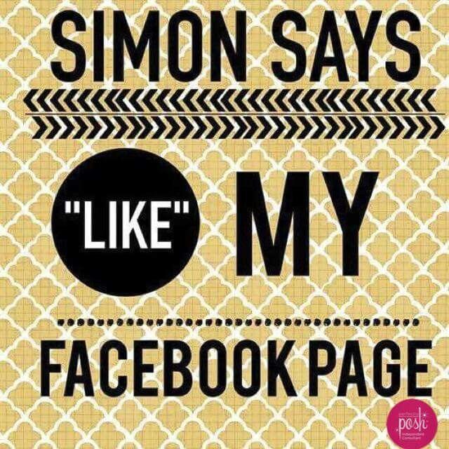Simon says  VISIT US AT - https://www.facebook.com/RisingStarsEvents/