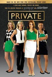 Private Kate Brian Movie. From the executive producers of Gossip Girl and The Vampire Diaries comes PRIVATE, a thrilling mystery based on the New York Times best-selling novels by Kate Brian.Reed Brennan can't ...