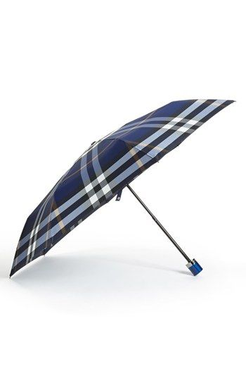 Plaid umbrella @Nordstrom