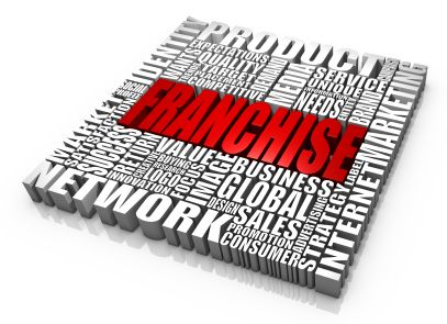 Franchise agreement binds two dissimilar persons to a common goal or undertaking, specifically, the selling of goods or services to the general public.