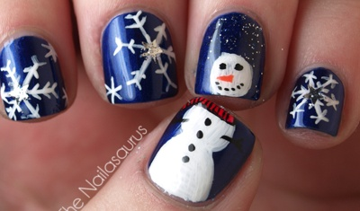 I hardly ever paint my fingernails but I LOVE THIS!!!!