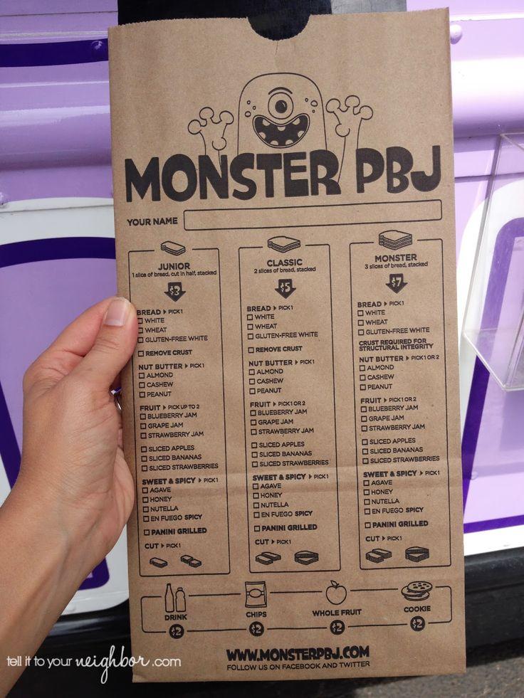 Best 25 food truck menu ideas on pinterest food truck for Food truck menu design