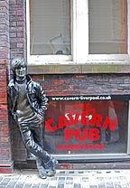 John Lennon - Wikiquote: Cavern Pub, Liverpool, Statues Depict, Bears Signage, Cavernclub, Cavern Club, Lennon Statues, John Lennon