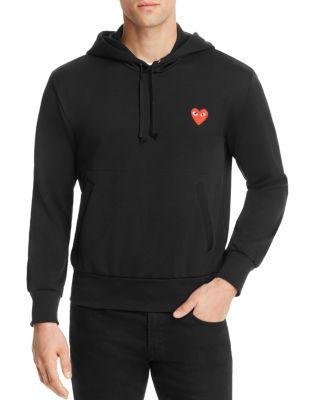 Comme Des Garcons PLAY Pullover Hoodie Sweatshirt | Bloomingdale's
