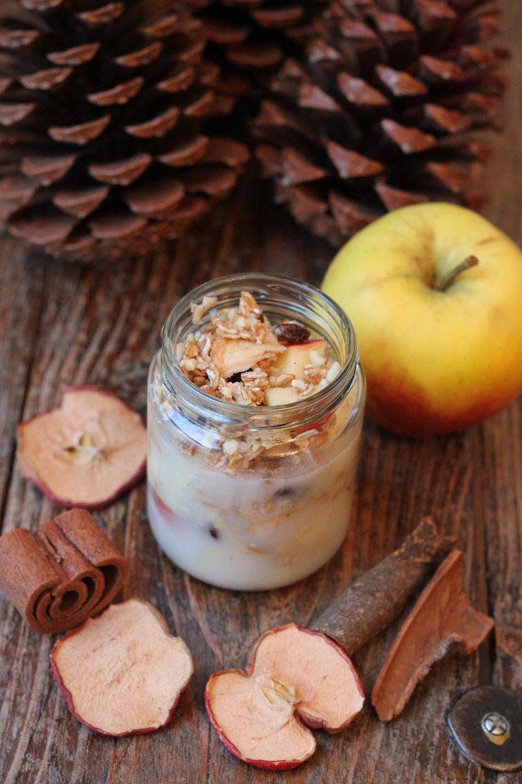 Hier sind sie endlich: 5 neue Rezepte für winterliche Overnight Oats! Viel Spaß beim Lesen und guten Appetit!
