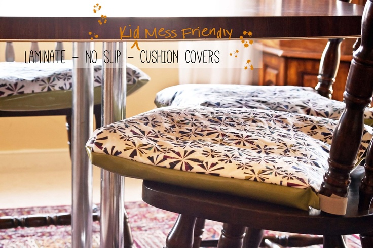 Waterproof, No Slip Cushion Covers